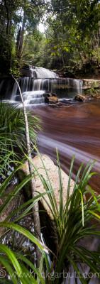 Giluk Falls, Maliau Basin