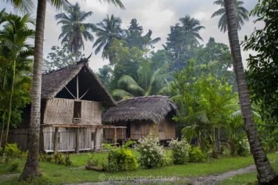 The village of Yamok
